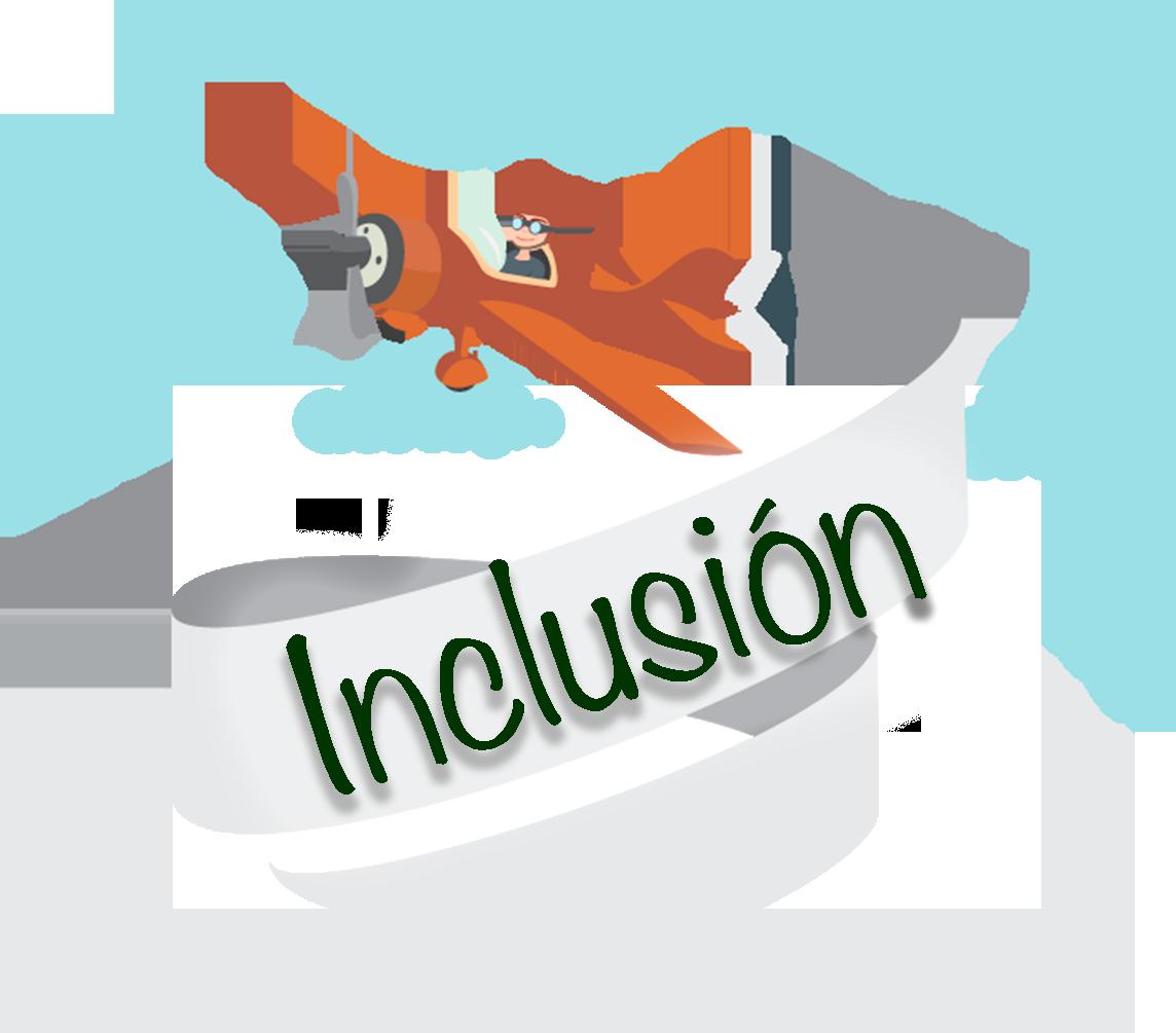 Botón Inclusión