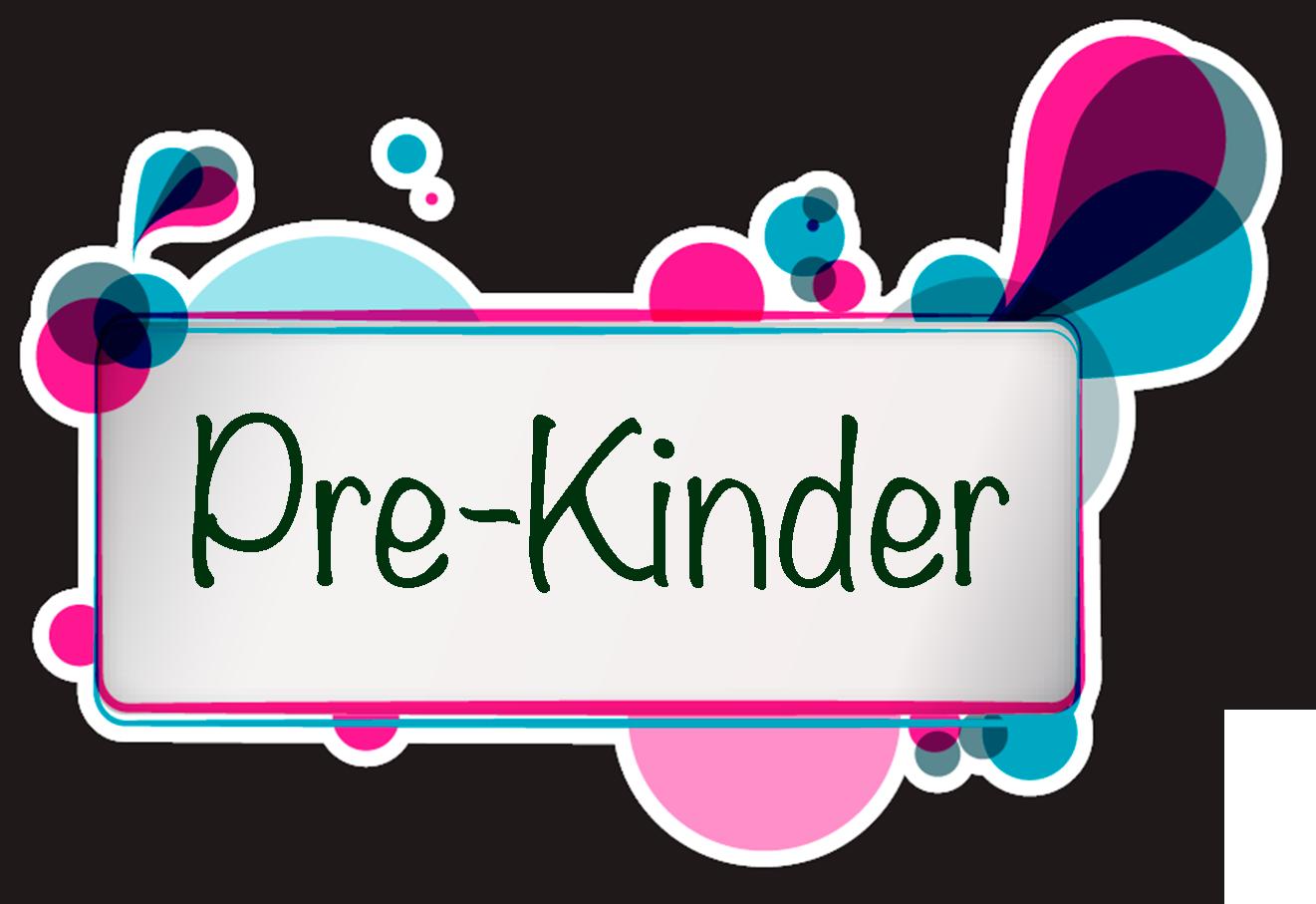 Boton Pre-Kinder